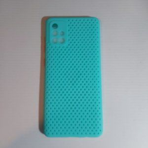 Breathable Cooling Silicone Case For Samsung A71
